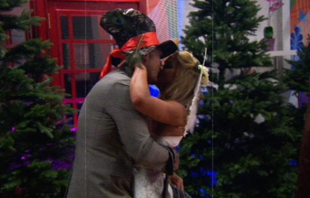 Vicky Pattison invites boyfriend James Morgan into the Geordie Shore house, MTV 4 November