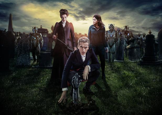 Doctor Who, Sat 8 Nov