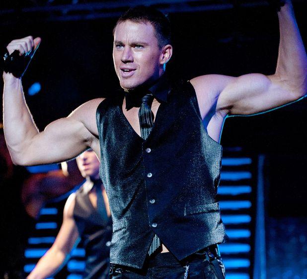 Channing Tatum in the 2012 movie Magic Mike. 6 November.