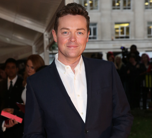Stephen Mulhern at the Glamour Women of the Year 2014 held at Berkeley Square Gardens - Outside Arrivals. June 2014.