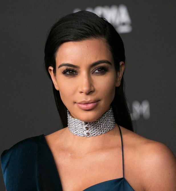 Kim Kardashian, 2014 LACMA Art + Film Gala Honoring Barbara Kruger And Quentin Tarantino Presented By Gucci - Red Carpet, 1 November 2014