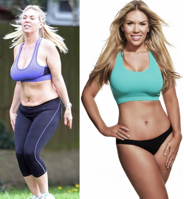 perdre du poids et etre enceinte rapide