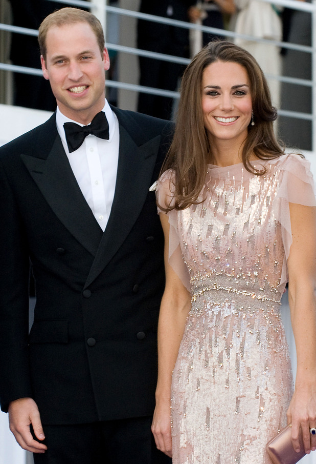 Kate Middleton and Prince William first public outing since wedding