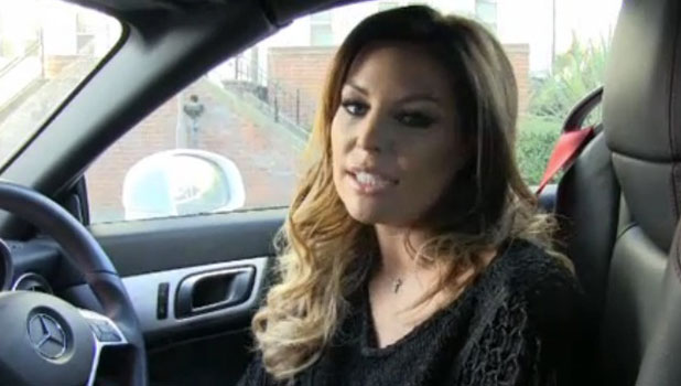 TOWIE's Jessica Wright discusses split from Ricky Rayment, 5 November 2014