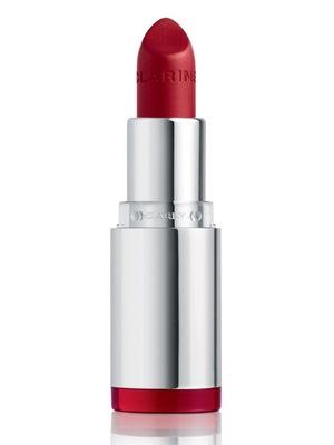 Clarins Joli Rouge Lipstick in Clarins Red, £19