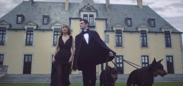 Taylor Swift releases new music video Blank Space: video still