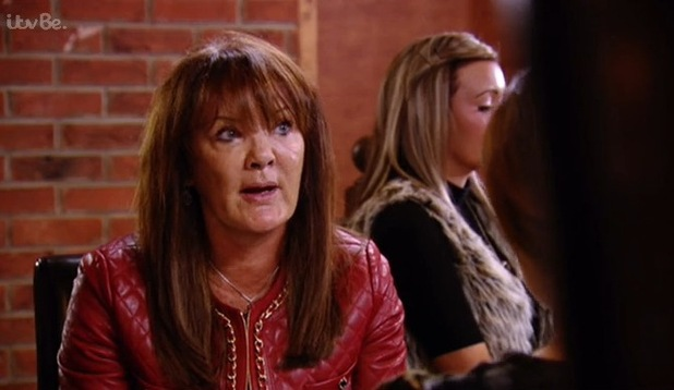 Jessica Wright chats to Jan Rayment about her split with Ricky - 10 Nov 2014