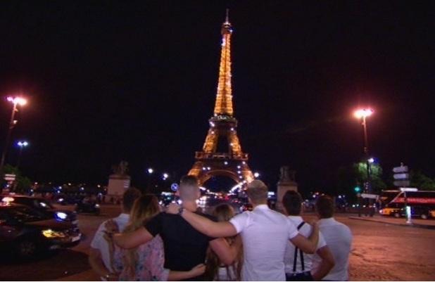 Geordie Shore gang head to Paris, MTV 11 November