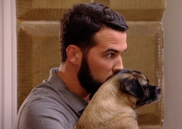 The Only Way Is Essex - Jessica Wright and Ricky Rayment say their final goodbyes - 12 November 2014.