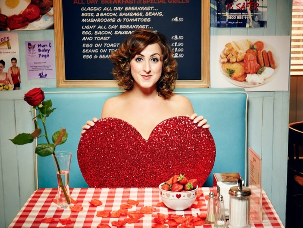 EastEnders BBC Children In Need calendar - 2015 Natalie Cassidy as Sonia Fowler.