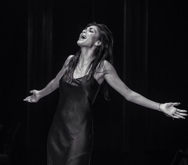 Nicole Scherzinger shares still from 'Run' video 12 November