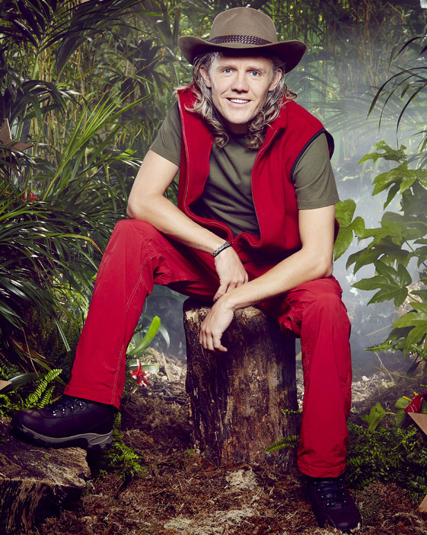 I'm A Celebrity...Get Me Out Of Here 2014 lineup: Jimmy Bullard 11 Nov 2014