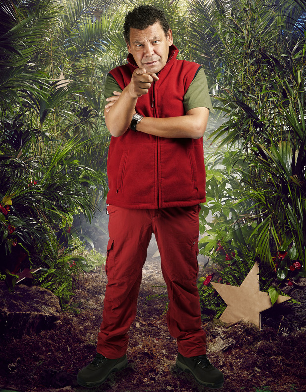 I'm a Celebrity...Get Me Out of Here! 2017 - Craig Charles ...