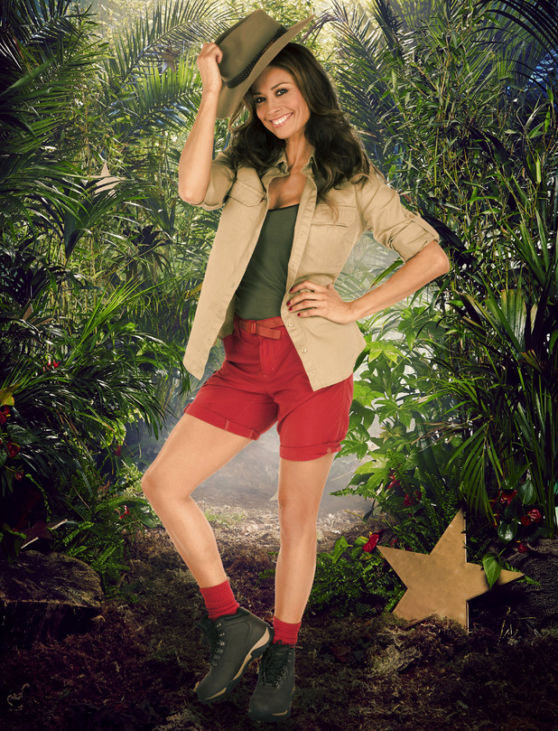 I'm A Celebrity...Get Me Out Of Here 2014 lineup: Melanie Sykes 11 Nov 2014