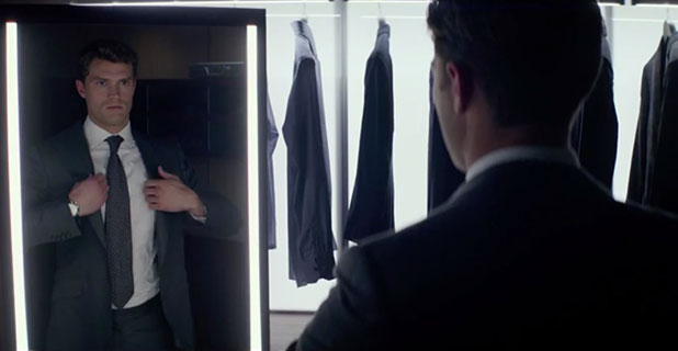 Fifty Shades of Grey releases second trailer: film still