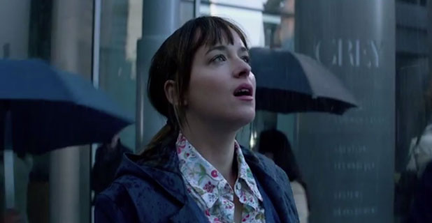 Fifty shades of grey releases second trailer and it 39 s for Second 50 shades of grey