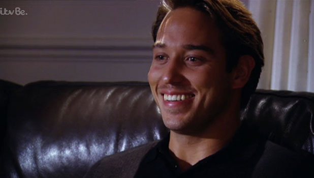 TOWIE: Danielle Armstrong seduces James Lock with new blue underwear, aired 9 November 2014