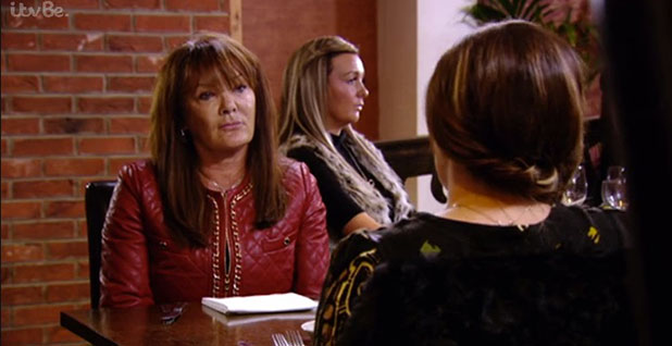 TOWIE's Jessica Wright meets Jan Rayment for coffee, episode aired 9 November 2014