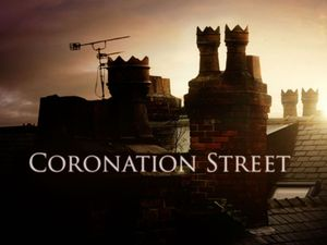 Coronation Street logo - 19 Nov 2014