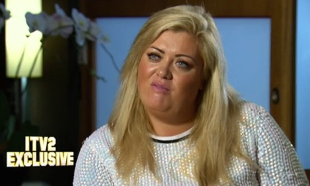 TOWIE's Gemma Collins speaks about exit on I'm A Celebrity...Get Me Out Of Here Now - 20 November 2014