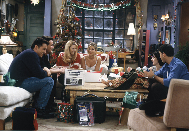 FRIENDS -- 'The One with Phoebe's Dad' Episode 9 -- 21 November 2014
