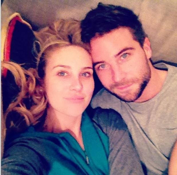 Stephanie Pratt and Josh Shepherd 17 November