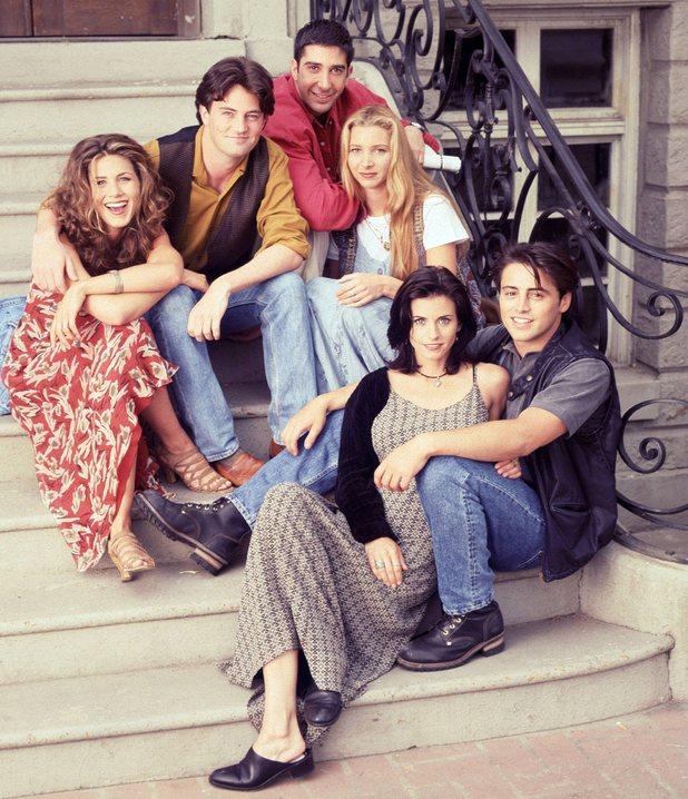Friends - Season 1 - 1994.