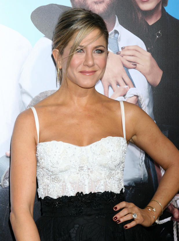 Jennifer Aniston at the Horrible Bosses 2 Premiere in Los Angeles - 21/11/2014.