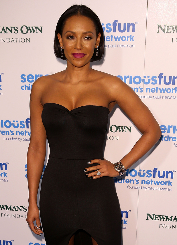 Melanie Brown aka Mel B attends the Serious Fun Gala at The Roundhouse on November 4, 2014 in London, England.