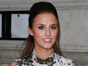 Lucy Watson attends the Scottish Fashion Awards 2014 - 1 September 2014