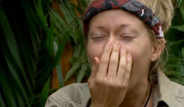 I'm A Celebrity 2014: Kendra Wilkinson's Bush Tucker Trial, airing 20 November 2014