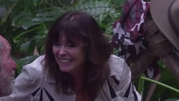 I'm A Celebrity: Vicki Michelle is rescued from slammer, 17 November 2014
