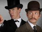 Sherlock teaser: Benedict Cumberbatch, Martin Freeman in period dress