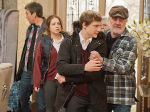 Corrie, Emmerdale, Hollyoaks: Wednesday's soap highlights