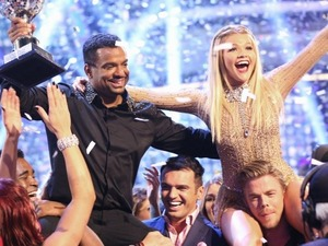 Fresh Prince's Alfonso Ribeiro wins US version of Strictly Come Dancing