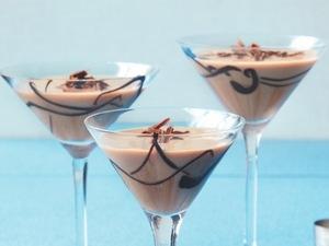 A cocktail recipe for chocoholics: Montezuma's Chocolate Martini