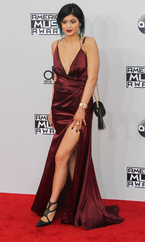 Kylie Jenner attends the 2014 American Music Awards in Los Angeles, America - 23 November 2014