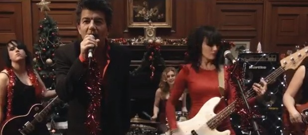 EastEnders actor John Altman teams up with JOANovARC to cover 'Real Wild Child (Wild One)' by Iggy Pop.