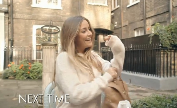 Fran Newman-Young returns to Made In Chelsea, E4 1 December
