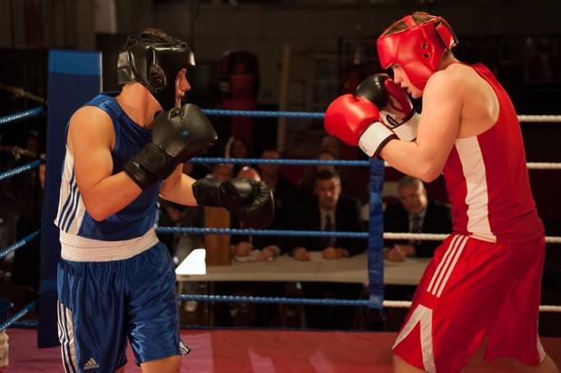 Hollyoaks, Jason and Robbie's fight, Mon 1 Dec