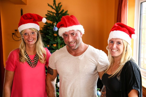 Obsessive Compulsive Cleaners Christmas special, Tue 2 Dec