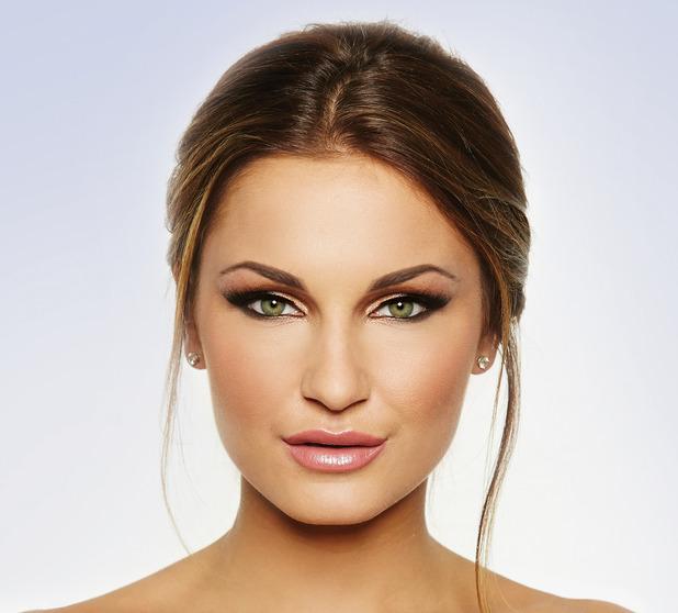 Sam Faiers promotes her Lashes By Samantha false eyelash collection - 25 November 2014