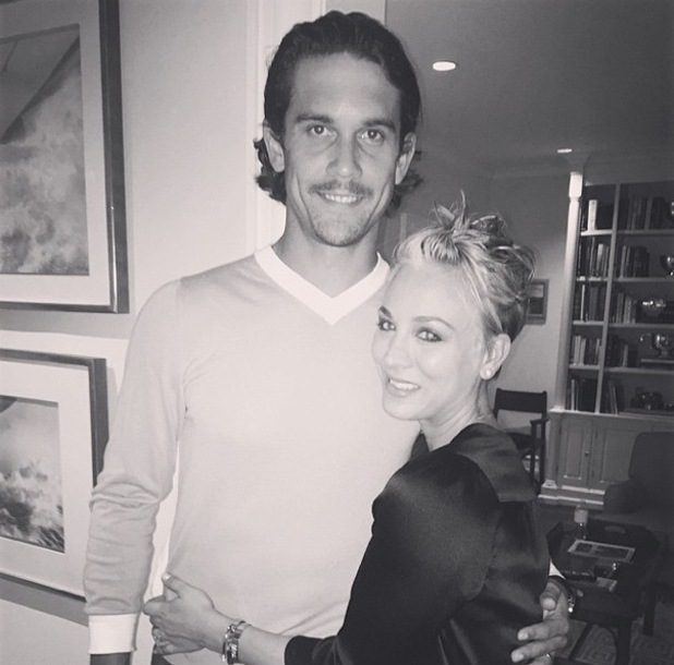 Kaley Cuoco-Sweeting pays tribute to husband Ryan Sweeting on Thanksgiving 28 November