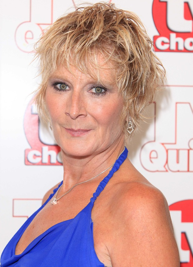 TV Quick and TV Choice awards, Dorchester hotel, London, Britain - 07 Sep 2009 Linda Henry