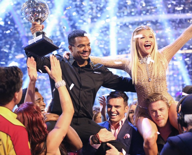 Alfonso Ribeiro and Witney Carson were crowned the Season 19 Champions, on the Season Finale of 'Dancing with the Stars,' TUESDAY, NOVEMBER 25 (9:00-11:00 p.m., ET), on ABC.