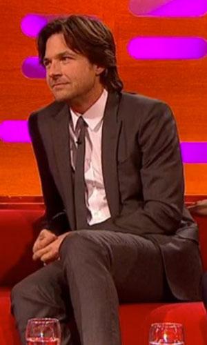 Jason Bateman appears on Graham Norton Show, BBC One