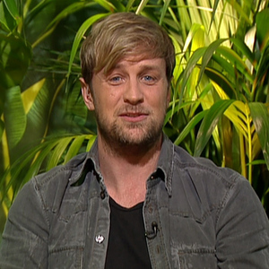 Kian Egan with all the gossip from 'I'm a Celebrity... Get Me Out of Here!', on 'This Morning'. Shown on ITV1 HD - 28/11/2014.