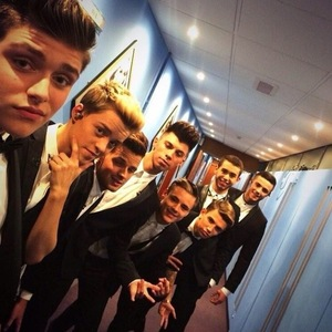 Stereo Kicks on The X Factor - 30 November 2014.