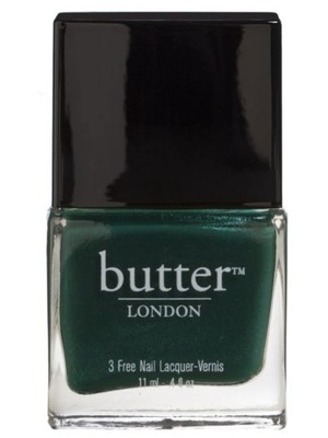 Butter London 3 Free Nail Lacquer in Racing Green
