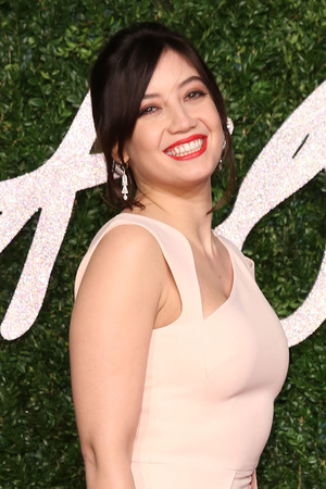 Daisy Lowe, The British Fashion Awards 2014 held at London Coliseum - Arrivals, 1 December 2014